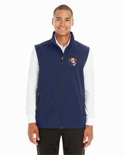 DBCRT Soft Shell Fleece Vest