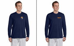 DBC Long Sleeve Performance T-Shirts