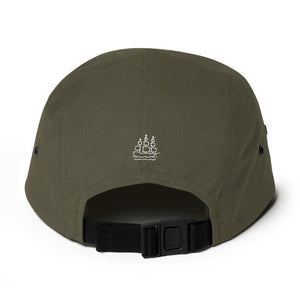 "Standard ""Sea Dog"" Five Panel Cap-Hat-Venture Modern-Venture Modern"