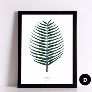 Natural Life Poster Collection-Poster-Venture Modern-8X10in 20X25cm-D-Venture Modern