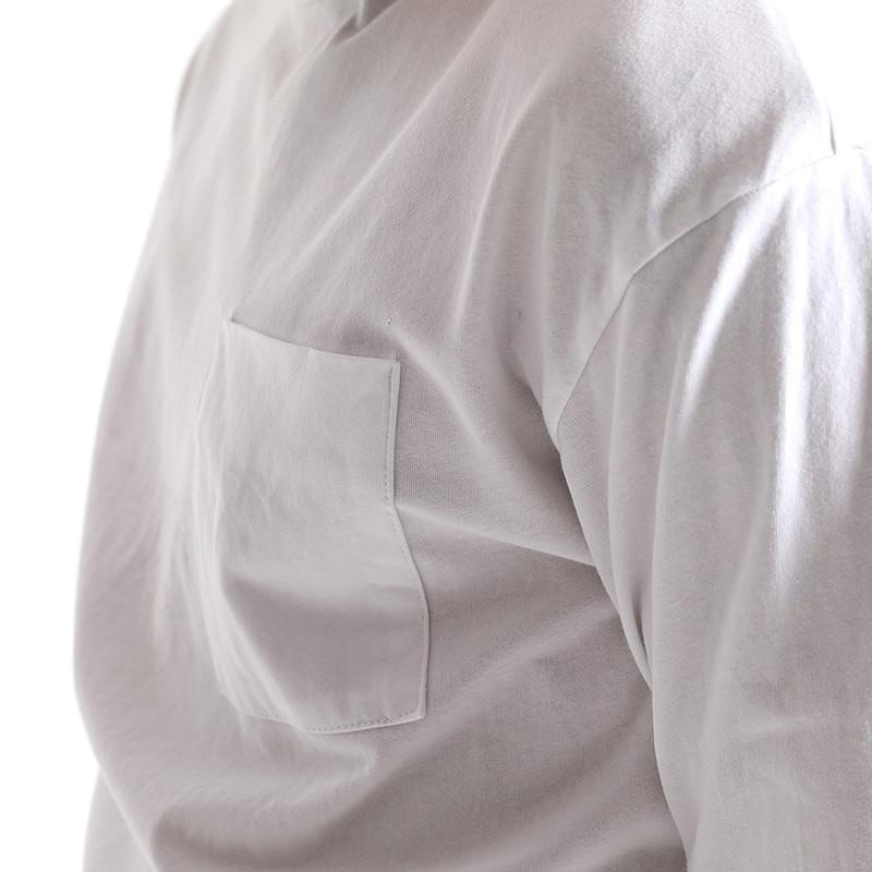 Pure and Nature Long Sleeve Top-Shirt-SIMWOOD-Venture Modern