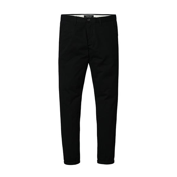 Slim Fit Chinos-m pants-Venture Modern-black-28-Venture Modern