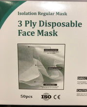 Load image into Gallery viewer, [PRE-ORDER] LAB.MED 3 PLY SURGICAL FACE MASK (50PCS /BOX)