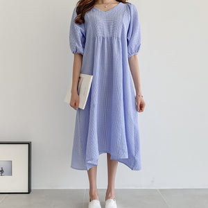 RELAX FIT CASUAL DRESS