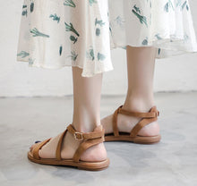 Load image into Gallery viewer, JONIE STRAP SANDALS