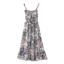 Load image into Gallery viewer, VIETTA PRINTED DRESS