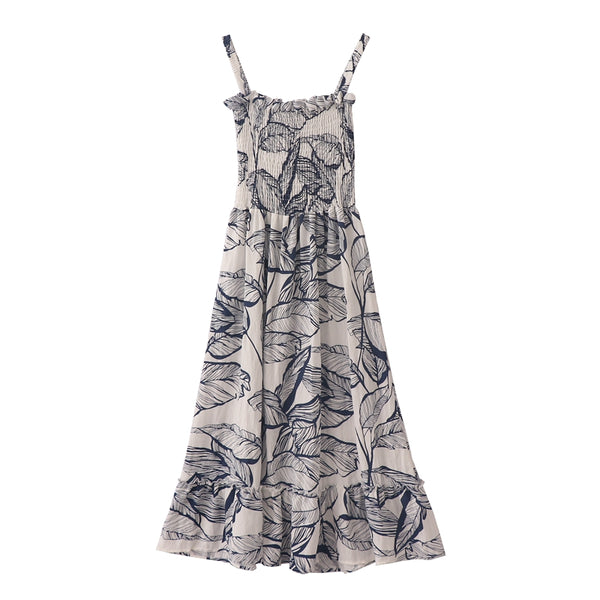 VIETTA PRINTED DRESS