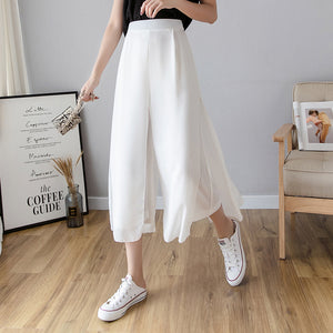 FAIRY SLIT CUT PANTS