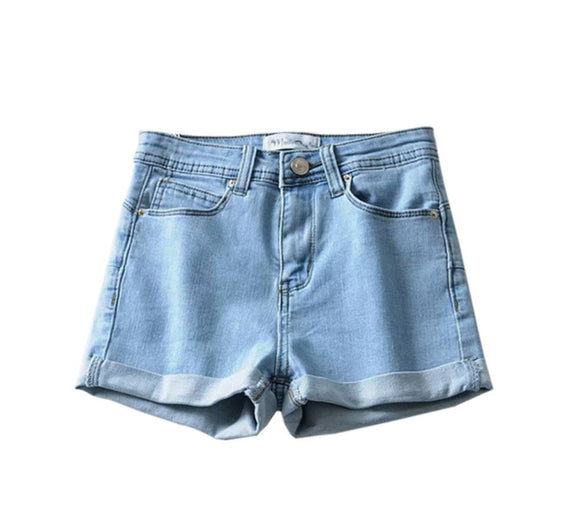 NORISA DENIM SHORTS