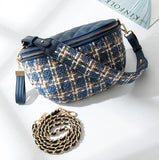 TWEAK QUILTED SLING BAG