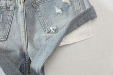 Load image into Gallery viewer, BERNICE DENIM SHORTS