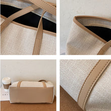 Load image into Gallery viewer, GINZA CANVAS SHOULDER BAG