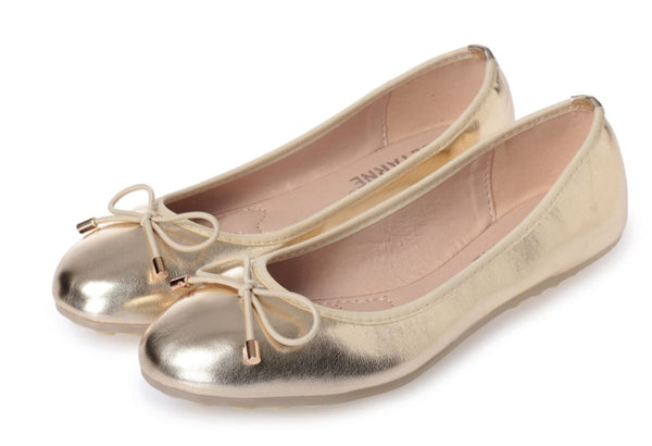 VIOLA BASIC RIBBON FLATS