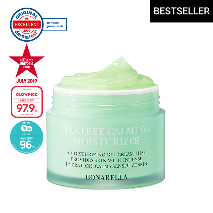 [READY-STOCK] BONABELLA TEATREE CALMING MOISTURIZER (70ML)