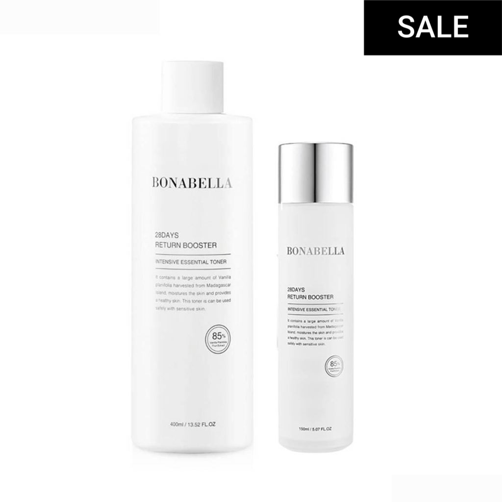 [READY-STOCK] BONABELLA 28 Days Return Booster Toner (150ml / 400ml)