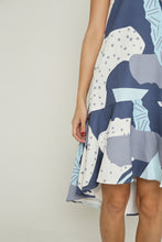 Load image into Gallery viewer, WONDERLAND DRESS (BLUE)