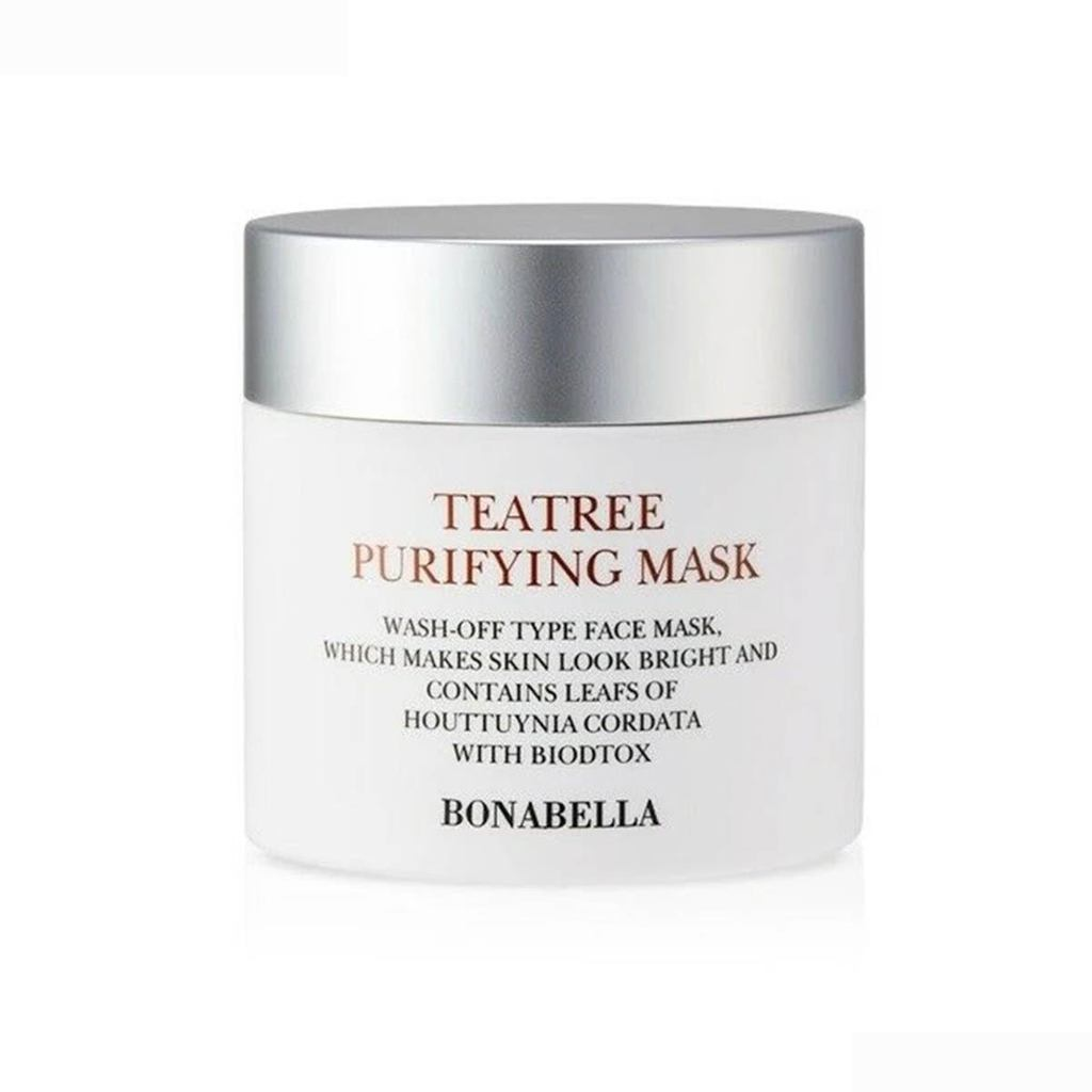 [READY-STOCK] BONABELLA TEA TREE PURIFYING MASK (80ML)