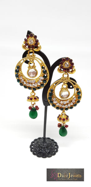 Polki Earrings 31