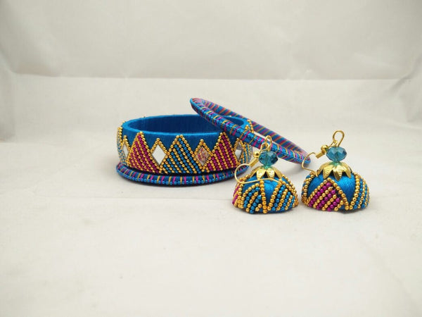 Bangles and Earrings set, BE1