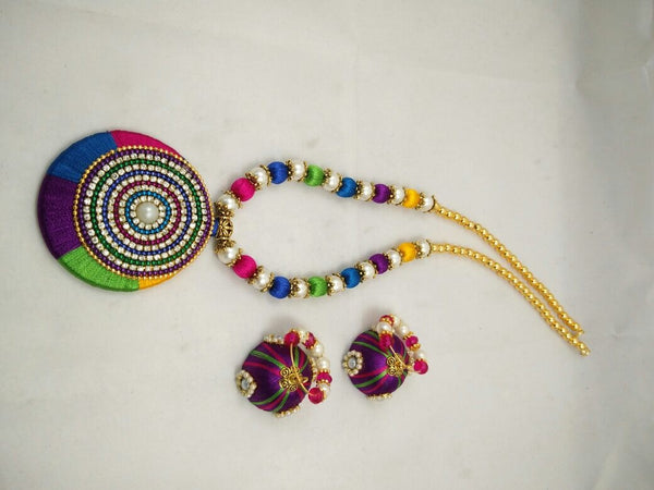Necklace only, length is adjustable, SN2