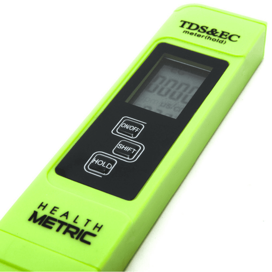 Professional 3-in-1 TDS, Conductivity and Temperature Meter