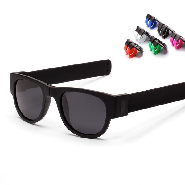 SnapShade™ - The UV 400 Polarized Snap Sunglasses