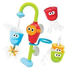 Automatic Spout Baby Bath Toys Full