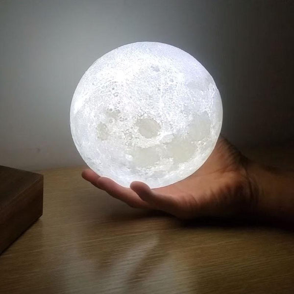 Night Light - Enchanting Moon Night Light