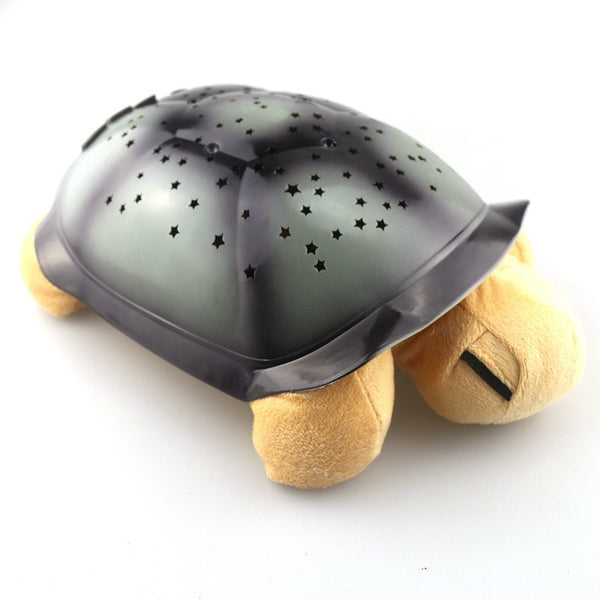 Musical Twilight Turtle Lamp