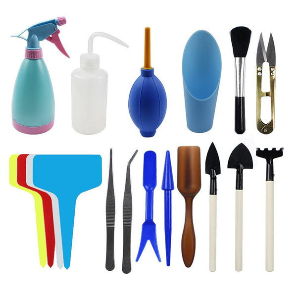 Succulent Potting Tools