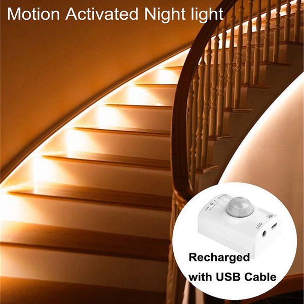 Motion Activated LED Bedlight