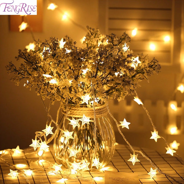 Star Light String for Party Decoration