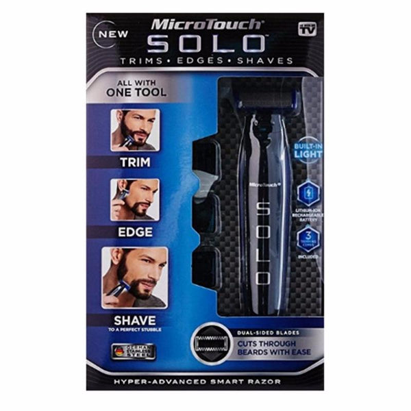 Rechargeable Shaver, Trimmer and Edger