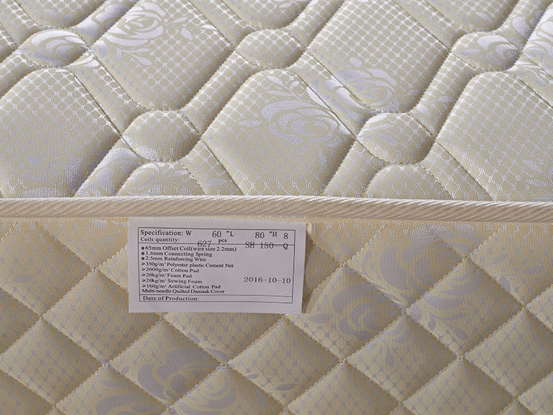 Pr150 General Firm Mattress (2)