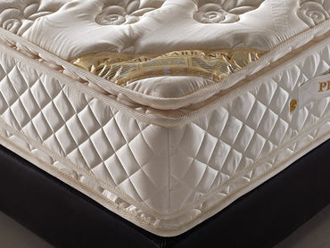 venice double side pillow-top mattress
