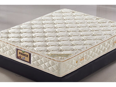 Double pillow top mattress