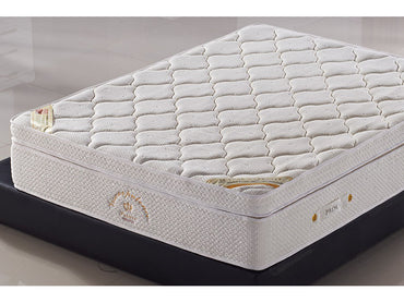 euro top mattress with memory foam