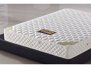 pr800 extra firm with 1cm palm fabric pad on both side  mattress