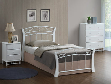Chester queen or double bed frame