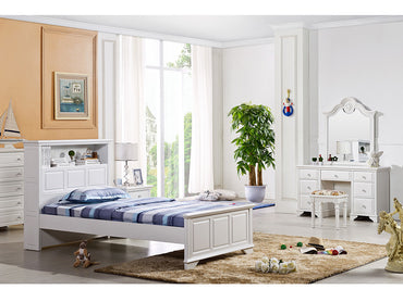 Miami bed suite without trundle