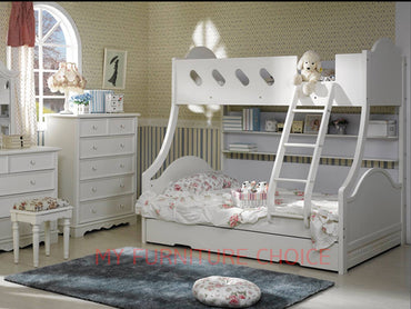 Cloudy Bunk bed