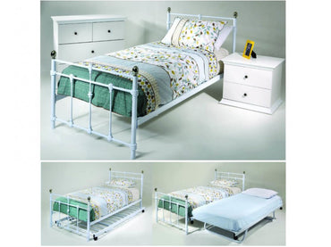 alina bed frame for girl