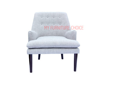 front view tub chair