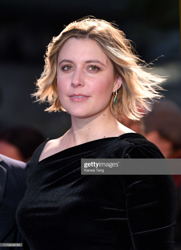 Greta Gerwig 10.2019 London Film Festival