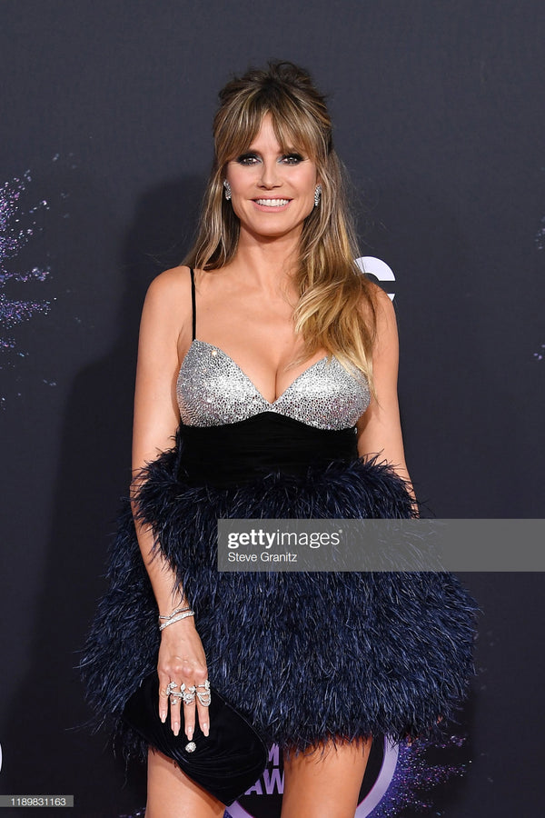 Heidi Klum 11.2019 American Music Awards