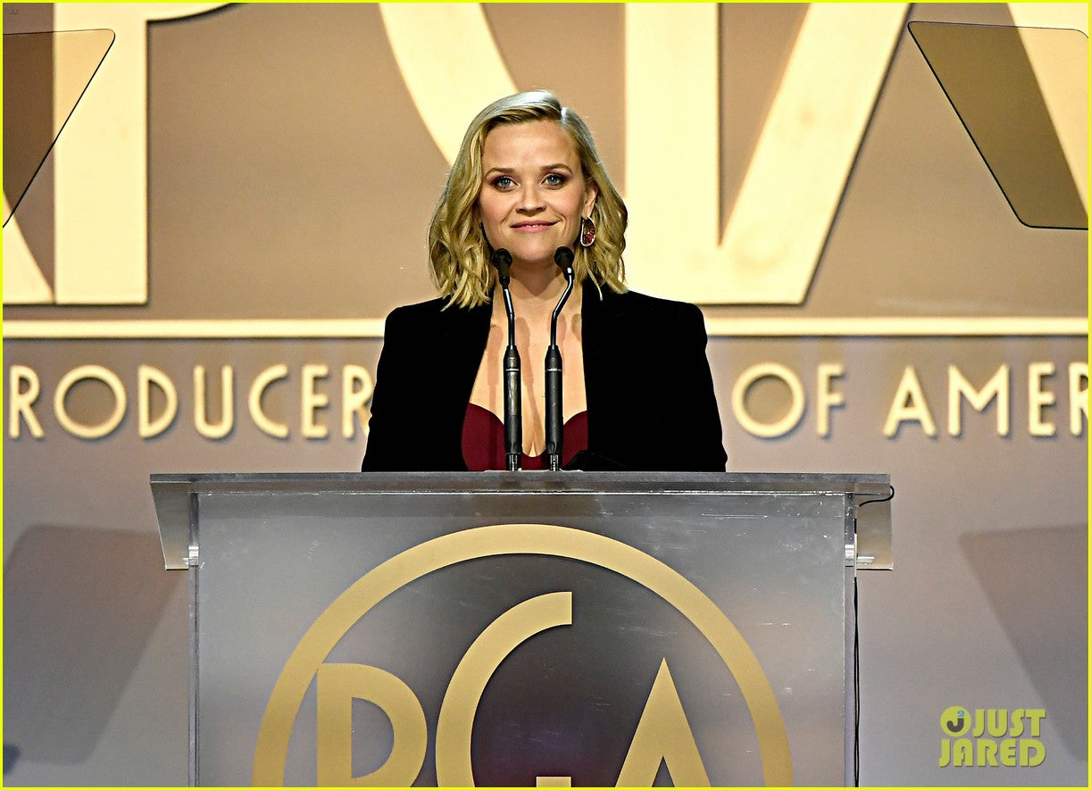 Reese Witherspoon in Kavant & Sharart Earrings