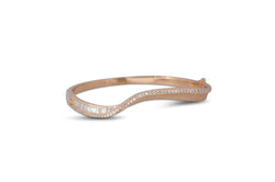 Talay Wave Twist Bangle