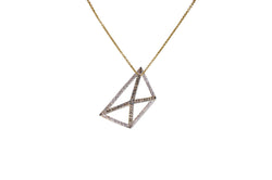 GeoArt Basic Trapeze Necklace