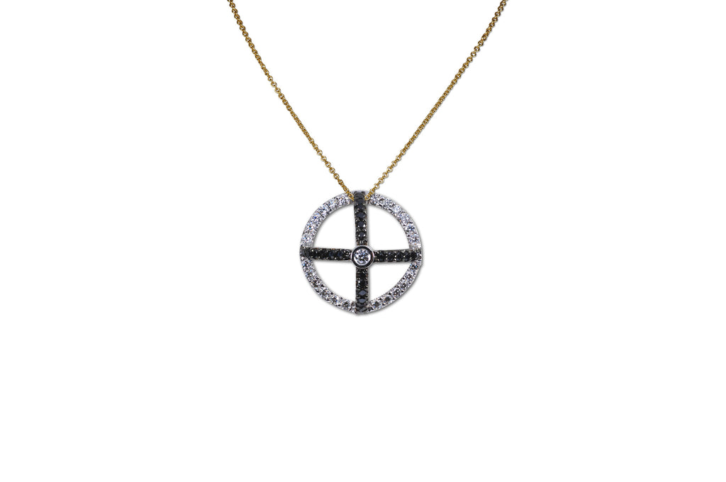 GeoArt Basic Circle Necklace