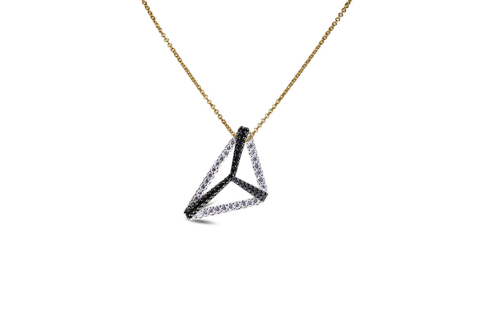GeoArt Basic Trillion Necklace